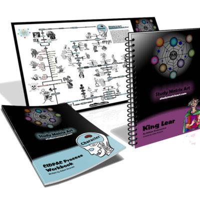 King Lear IQ Matrix Workbook