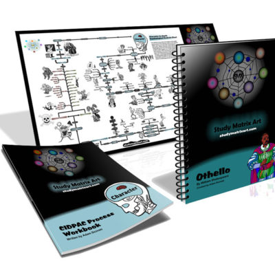 IQ Matrix Othello Workbook