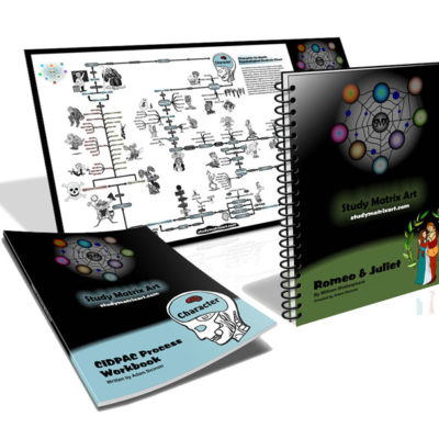 Romeo and Juliet IQ Matrix Workbook