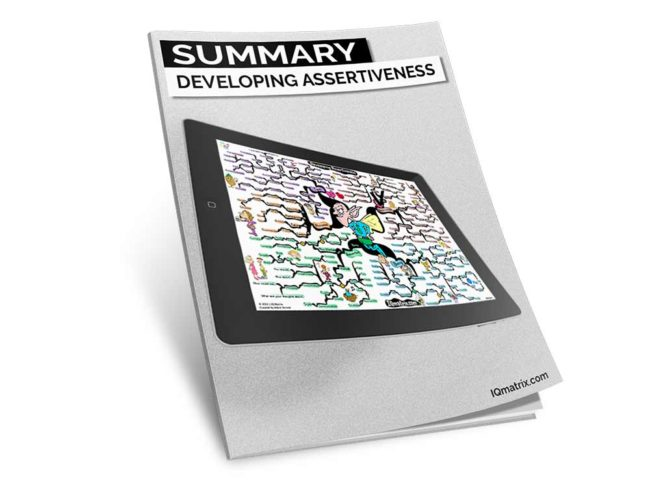 Developing Assertiveness Summary