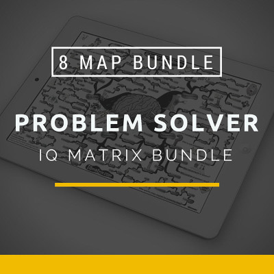 how to solve matrix problems