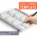 Getting Over a Disappointment Visual Thinking Template