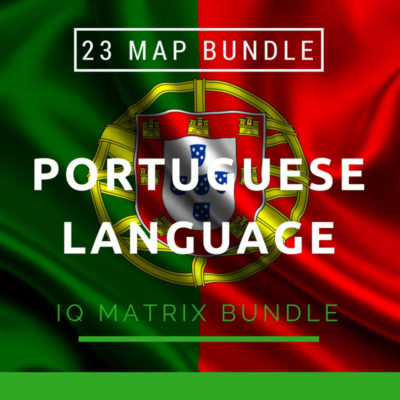 Portuguese Language IQ Matrix