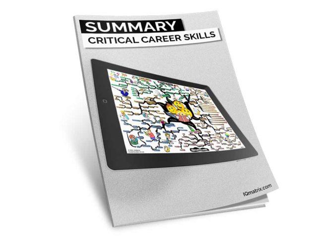 Critical Career Skills Summary