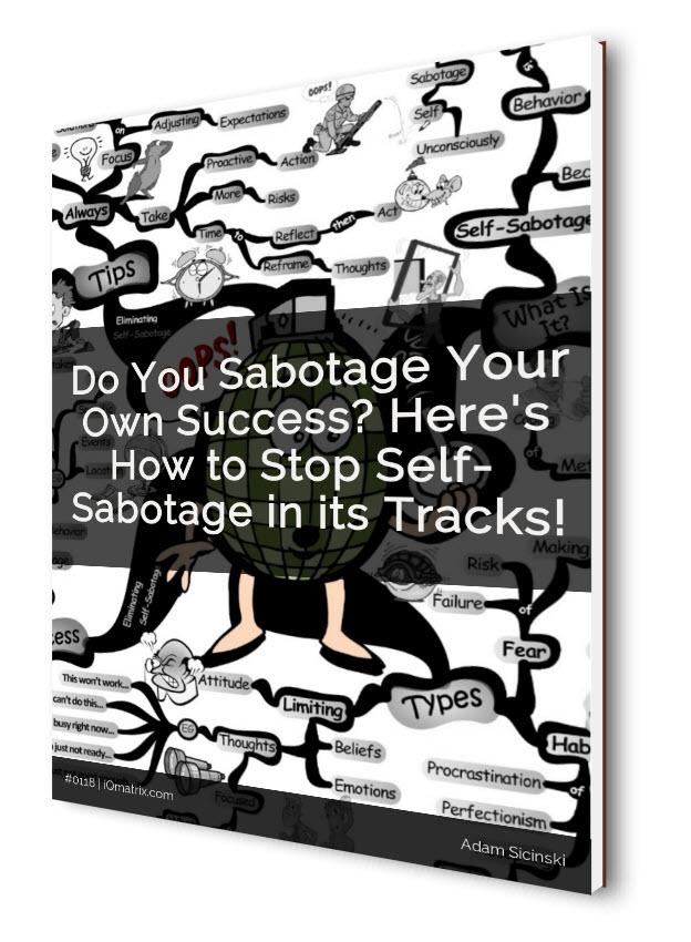 Self-Sabotage Patterns eBook