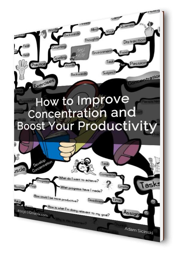 Improving Concentration eBook