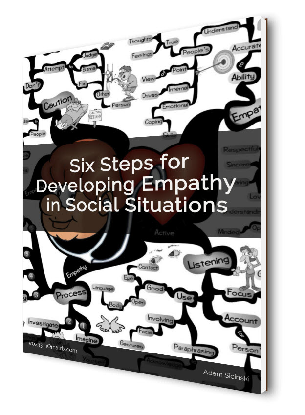 Six Steps for Developing Empathy eBook