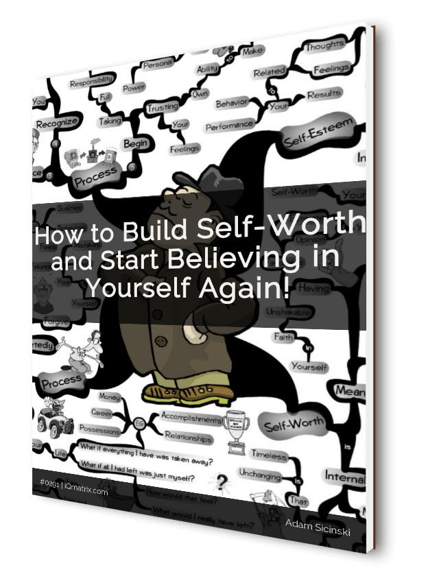 Building Self-Worth eBook