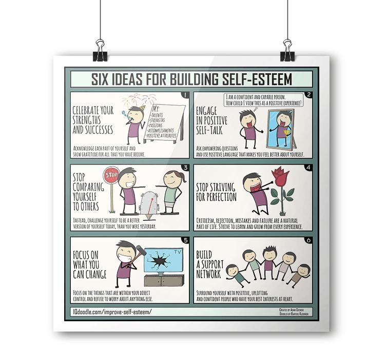 how to have good self esteem
