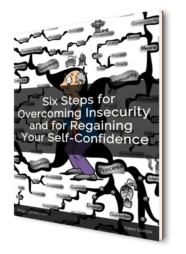 Overcoming Insecurity eBook