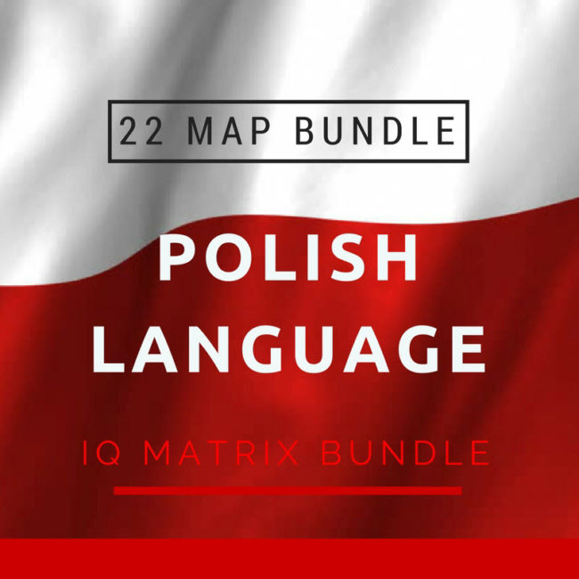 Polish Language IQ Matrix