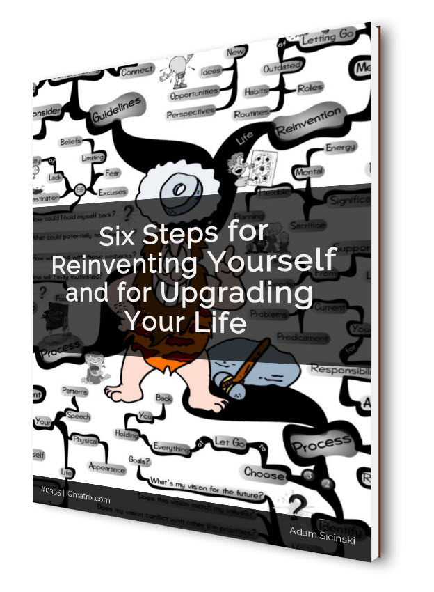 Total Life Reinvention eBook